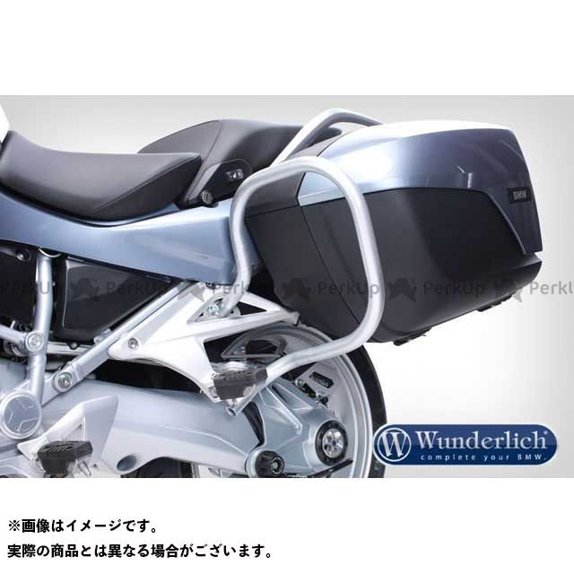 【エントリーで最大P23倍】Wunderlich R1200RT その他外装関連パーツ パニアケースガード カラー:シルバー ワンダーリッヒ