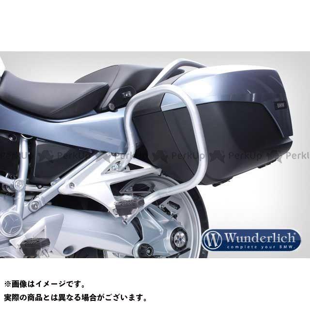 Wunderlich R1200RT その他外装関連パーツ パニアケースガード カラー:ブラック ワンダーリッヒ
