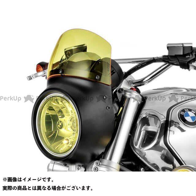 【エントリーで最大P23倍】Wunderlich Rナインティ カウル・エアロ RnineT フロントマスク「VINTAGE TT」 カラー:ブラック ワンダーリッヒ