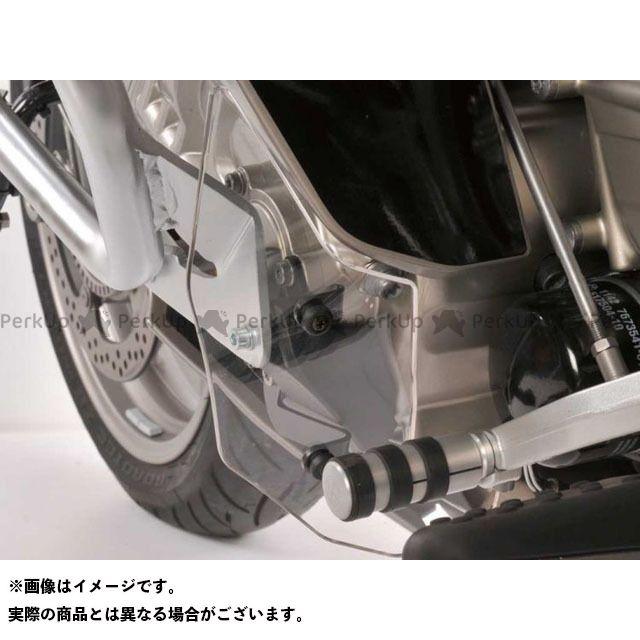【エントリーで更にP5倍】Wunderlich K1600GT K1600GTL その他外装関連パーツ K1600GT/K1600GTL フットプロテクター カラー:クリア ワンダーリッヒ