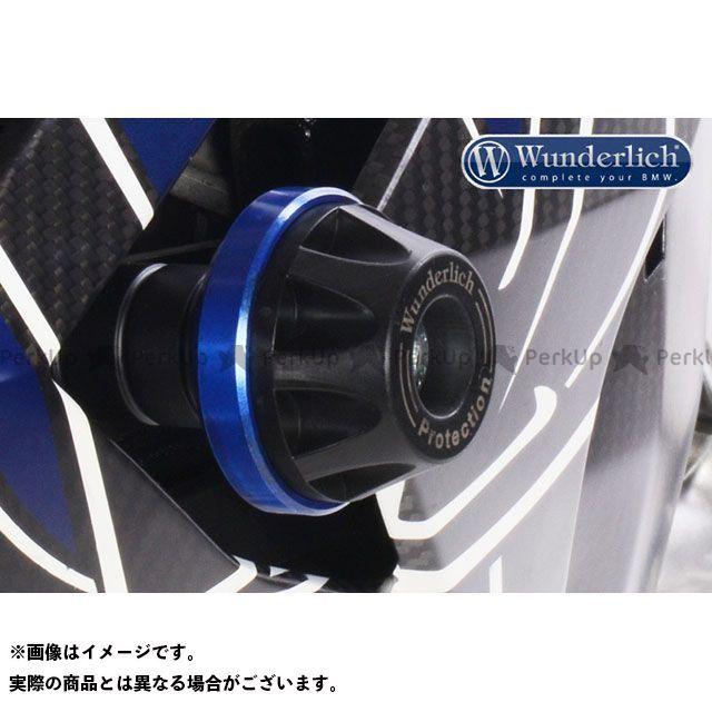 Wunderlich S1000R スライダー類 クラッシュプロテクターレーシング カラー:ブラック/ブルー ワンダーリッヒ