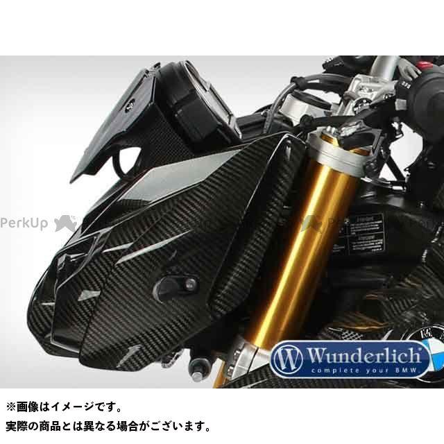 【エントリーで更にP5倍】Wunderlich S1000R カウル・エアロ カーボンフロントサイドカウル 仕様:右側 ワンダーリッヒ