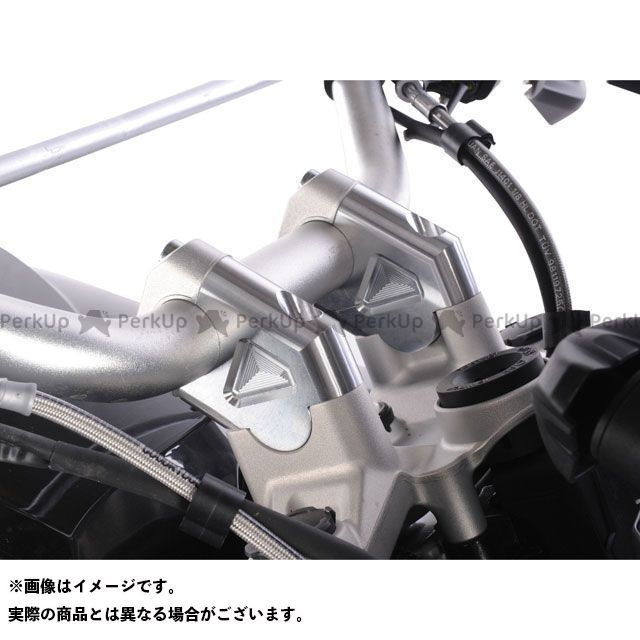 Wunderlich R1200GS R1200GSアドベンチャー S1000XR ハンドルポスト関連パーツ ハンドルアップキット 40mm ワンダーリッヒ