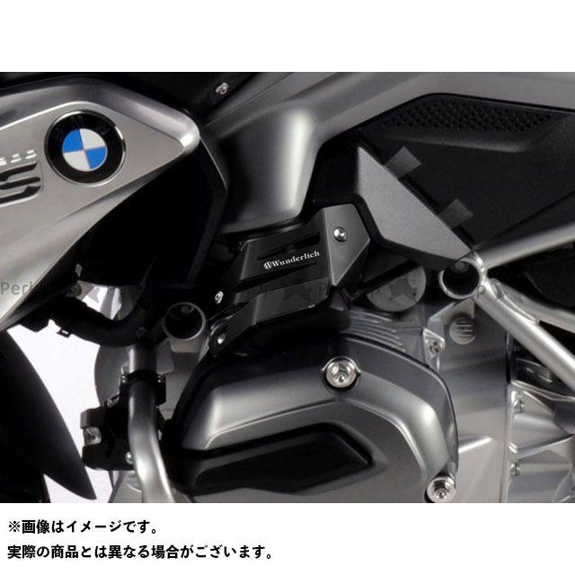 【エントリーで最大P21倍】Wunderlich R1200GS R1200R ドレスアップ・カバー R1200GS(13-) インジェクションカバー カラー:ブラック 仕様:右側 ワンダーリッヒ