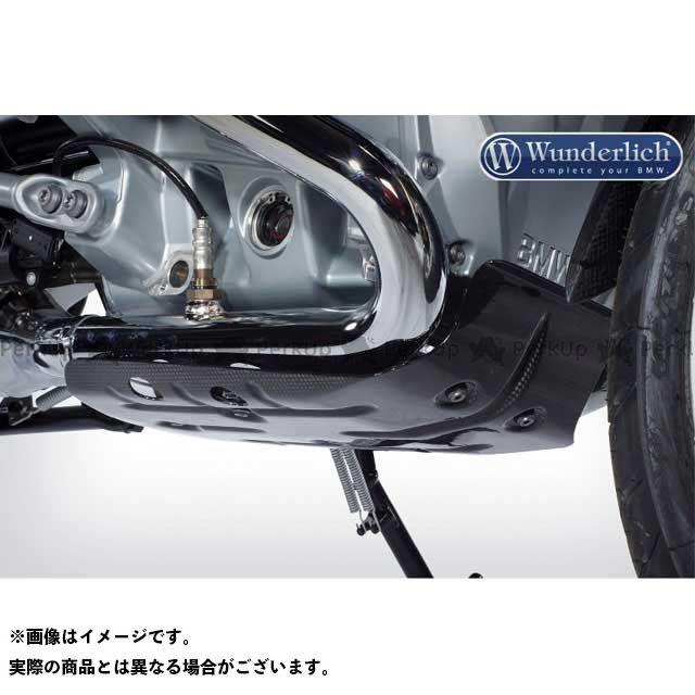 Wunderlich R1200GS R1200GSアドベンチャー エンジンガード カーボンエンジンカバープレート ワンダーリッヒ