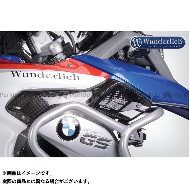 Wunderlich R1200GS ドレスアップ・カバー カーボンエアインテークカバー BMW R1200GS(13-) 左側