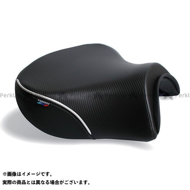 【エントリーで更にP5倍】Sargent R1200RT シート関連パーツ ワールドスポーツパフォーマンスシート フロント+リアセット CarbonFX EUローシート カラー:シルバー 仕様:シートヒーター搭載 サージェント