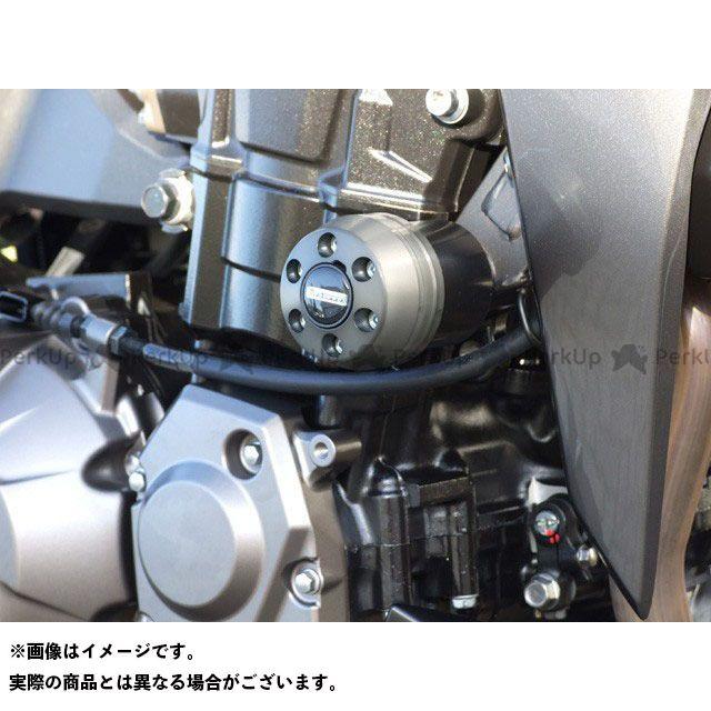 【無料雑誌付き】Peitzmeier Z1000 スライダー類 クラッシュパッド X-Pad カラー:チタン パイツマイヤー