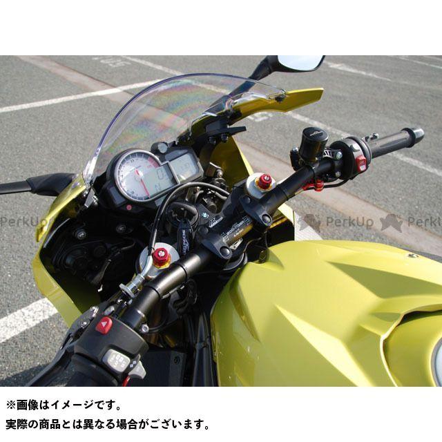 AC Schnitzer S1000RR ハンドル関連パーツ S1000RR(-11)用 Superbike Kit トップブリッジ/ハンドルバー エーシーシュニッツァー