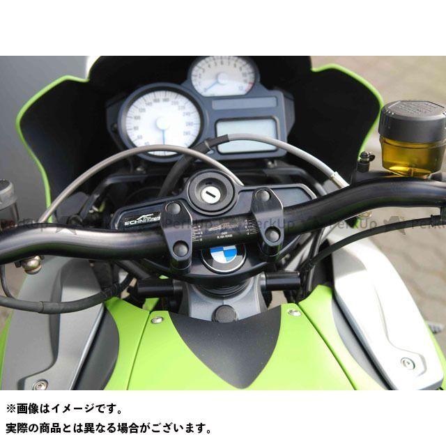 【無料雑誌付き】AC Schnitzer K1300R ハンドル関連パーツ K1300R(ABS model)用 Superbike Kit トップブリッジ/ハンドルバー ACシュニッツァー