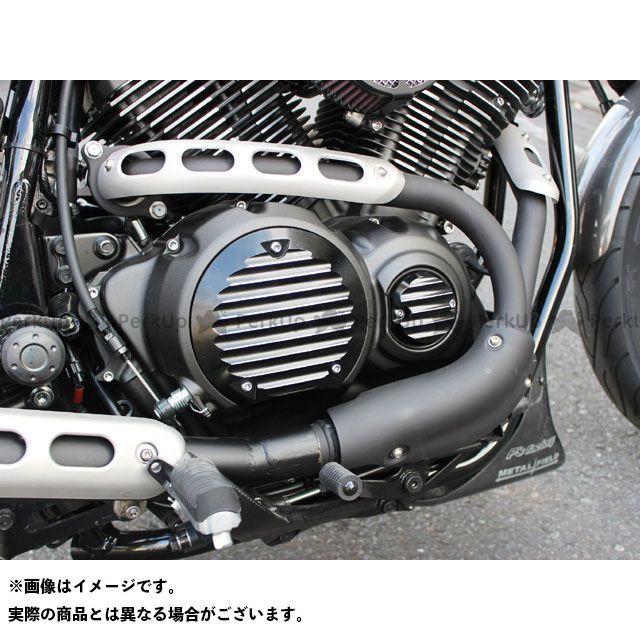 KIJIMA ボルト ボルトCスペック ボルトRスペック エンジンカバー関連パーツ エンジンカバー 3点セット(コントラスト) キジマ