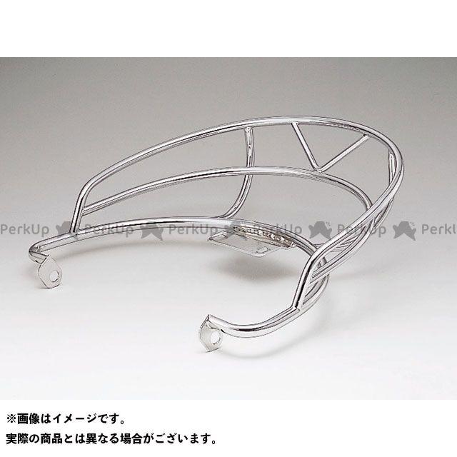 【エントリーで更にP5倍】KIJIMA タンデム用品 シートレール(クロームメッキ) キジマ