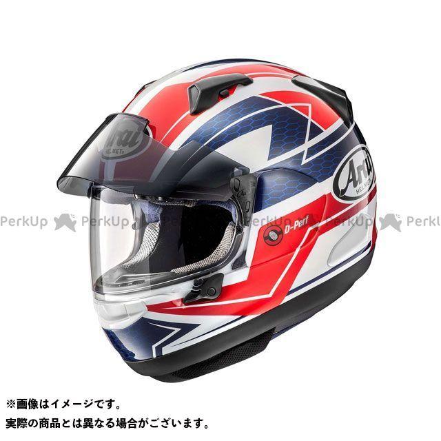 Arai フルフェイスヘルメット ASTRAL-X CURVE(アストラル-X・カーブ) レッド サイズ:55-56cm アライ ヘルメット
