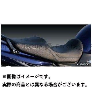 【無料雑誌付き】R's GEAR XJR1300 シート関連パーツ ワイバンコンフォートシート リアルレザー(表皮:黒/ステッチ:青) アールズギア