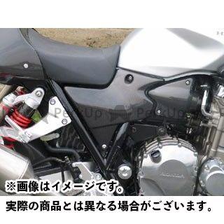 COERCE CB1300スーパーボルドール CB1300スーパーフォア(CB1300SF) カウル・エアロ RSサイドカウル 素材:黒ゲル コワース