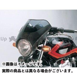 COERCE カウル・エアロ RSビキニカウル M96 素材:FRP黒ゲル スクリーン:チタン コワース