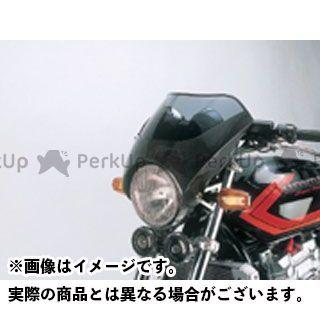 COERCE カウル・エアロ RSビキニカウル M96 素材:FRP白ゲル スクリーン:チタンコート コワース