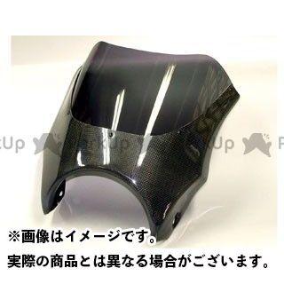 COERCE カウル・エアロ RSビキニカウル M99 素材:FRP白ゲル スクリーン:スモーク コワース