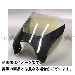COERCE カウル・エアロ RSビキニカウル M00 素材:FRP白ゲル スクリーン:チタン コワース