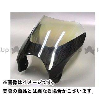COERCE CB1000スーパーフォア(CB1000SF) CB400スーパーフォア(CB400SF) カウル・エアロ RSビキニカウル M00 素材:FRP黒ゲル スクリーン:チタン コワース