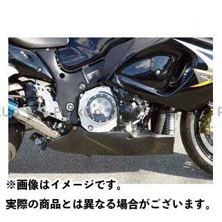 COERCE 隼 ハヤブサ カウル・エアロ RSアンダーカウル 素材:FRP黒ゲル コワース