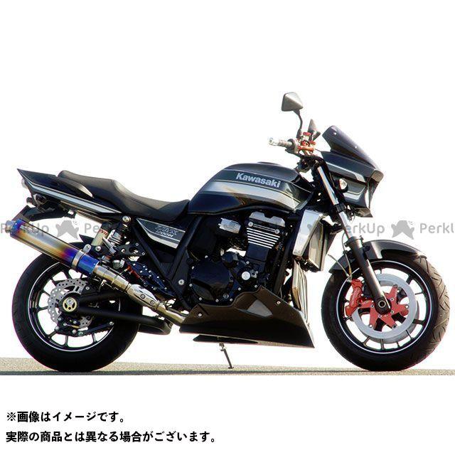 【エントリーで更にP5倍】【特価品】SANSEI RACING ZRX1200ダエグ マフラー本体 ZNIC リアエキゾーストシステム(スリップオンマフラー) 材質:ステンレス/ステンレス サンセイ