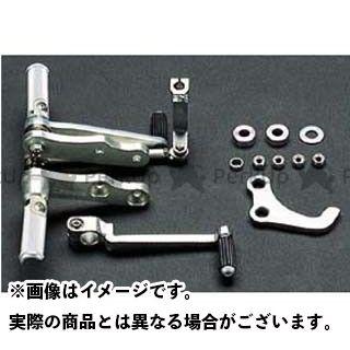 【無料雑誌付き】COERCE SR400 SR500 バックステップ関連パーツ レーシングステップ コワース