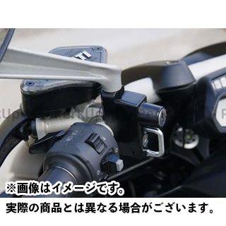 BABYFACE 汎用 その他外装関連パーツ 32mm ミラーホルダータイプ 仕様:ミラーホールM10mm カラー:シルバー ベビーフェイス