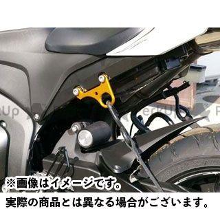BABYFACE CBR600RR その他外装関連パーツ レーシングフック カラー:ブラック ベビーフェイス