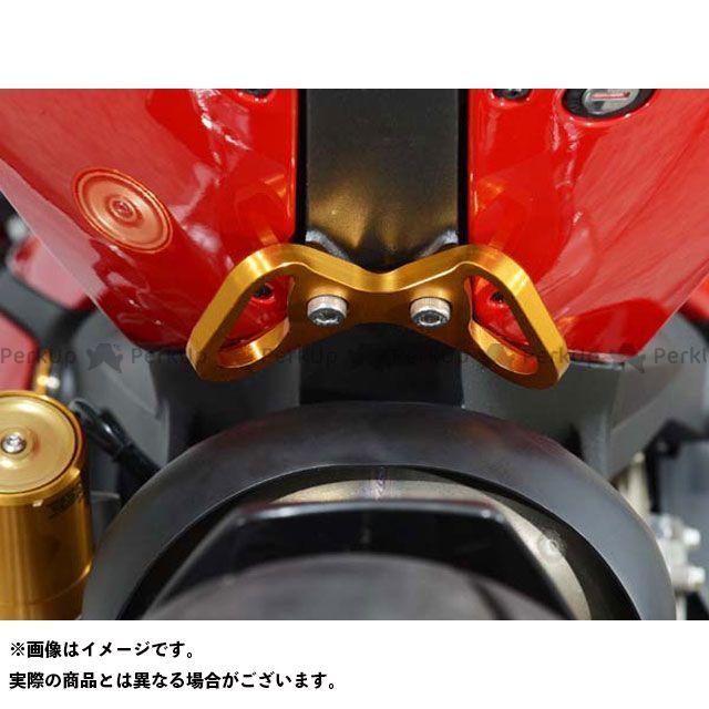 BABYFACE 1199パニガーレ その他外装関連パーツ レーシングフック カラー:ゴールド ベビーフェイス