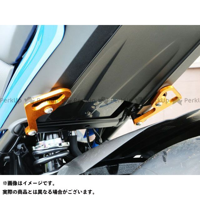 BABYFACE GSX-S1000 その他外装関連パーツ レーシングフック カラー:ゴールド ベビーフェイス