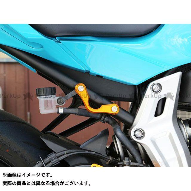 BABYFACE MT-07 その他外装関連パーツ レーシングフック カラー:ブラック ベビーフェイス