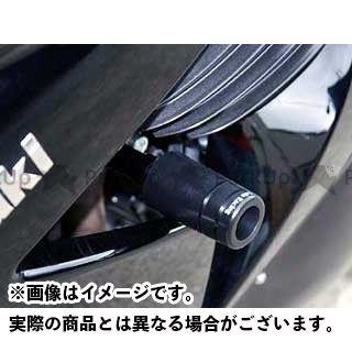 BABYFACE ZZR1400 フレームスライダー(ブラック) ニンジャZX-14 スライダー類