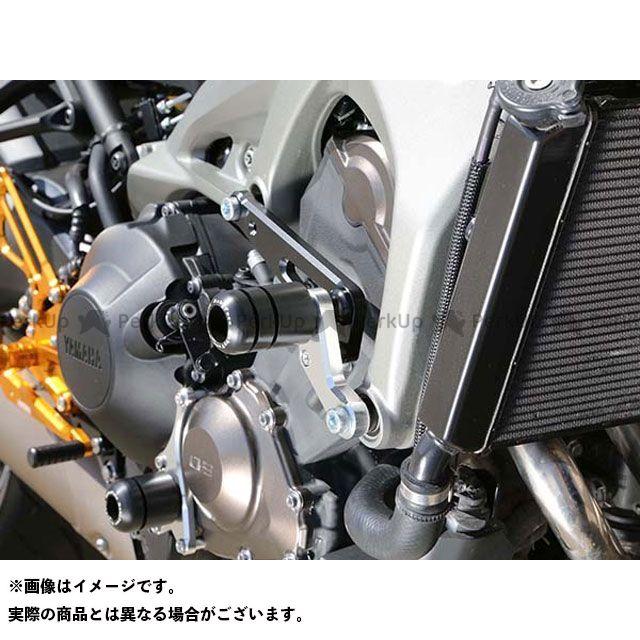 【エントリーで更にP5倍】BABYFACE MT-09 XSR900 スライダー類 フレームスライダー ベビーフェイス