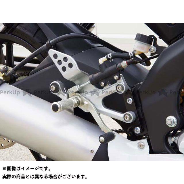 BABYFACE YZF-R125 バックステップ関連パーツ セットバックプレート