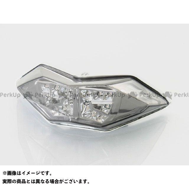 送料無料 KITACO ニンジャ250 Z250 テール関連パーツ LEDテールランプ(スモーク)