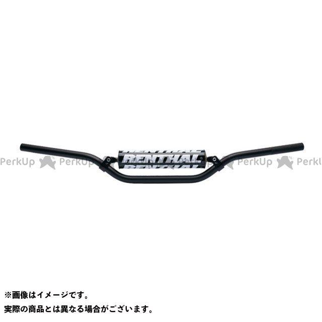 【エントリーで更にP5倍】RENTHAL 汎用 ハンドル関連パーツ コンペティションバー 50cc PLAYBIKE カラー:ブラック レンサル