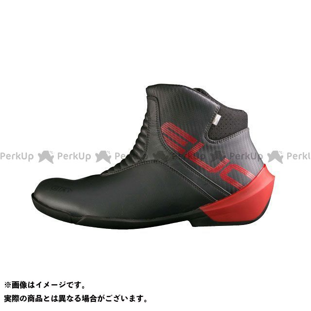 エルフシューズ ライディングブーツ EVO02 EVOLUZIONE 02(エヴォルツィオーネ02) ガンメタル 24.5cm elf shoes