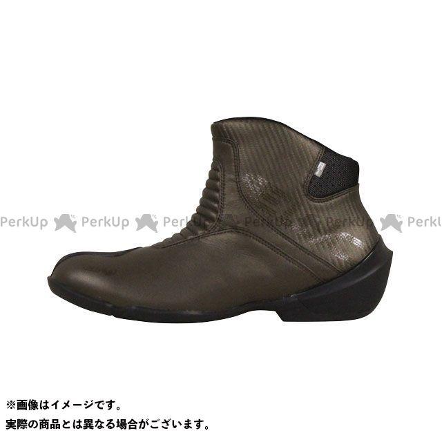 エルフシューズ ライディングブーツ EVO02 EVOLUZIONE 02(エヴォルツィオーネ02) ブロンズ 24.5cm elf shoes