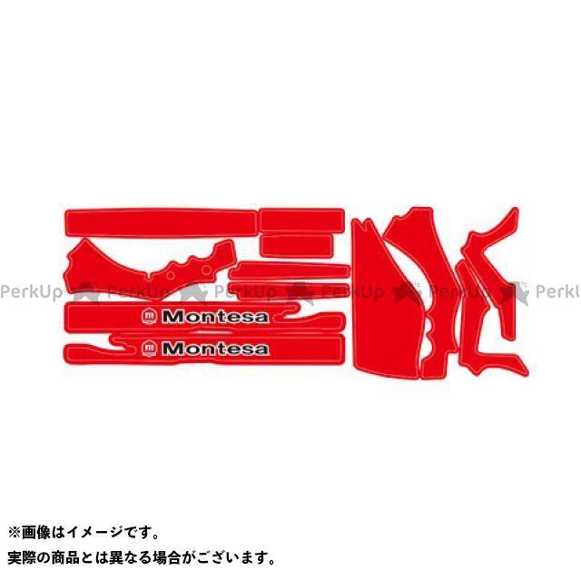 【エントリーで更にP5倍】リキゾー COTA4RT ドレスアップ・カバー フレームデカールKIT/プロテクションシール付 カラー:レッド 力造