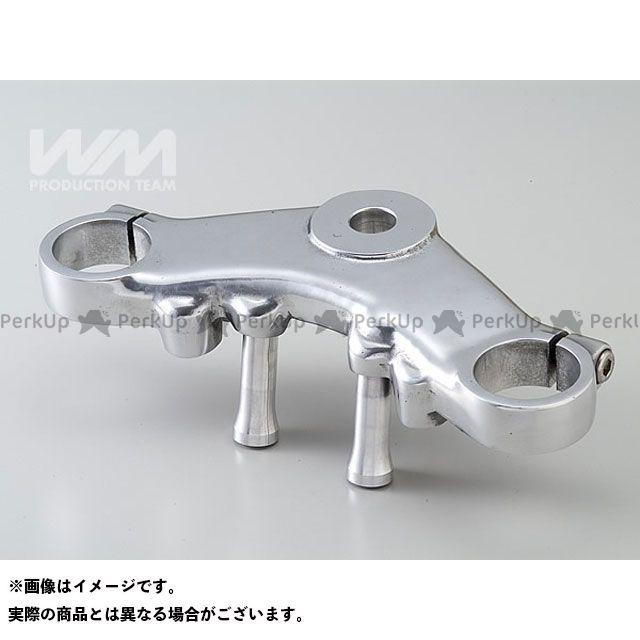 ダブルエム W650 トップブリッジ関連パーツ トップブリッジセパレートハンドル  WM