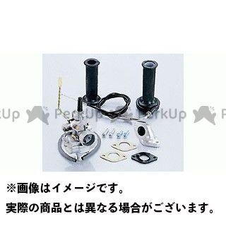KITACO シャリィ50 キャブレター関連パーツ ビッグキャブキット ケイヒンPCφ20 キタコ