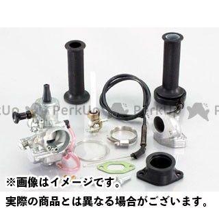 KITACO ゴリラ モンキー キャブレター関連パーツ DOHCシリンダーヘッド専用 ビッグキャブレターキット ミクニVMφ26 キタコ