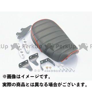 【エントリーで更にP5倍】KITACO ゴリラ シート関連パーツ TLシート-タイプ3 タックロール パイピングカラー:レッド キタコ