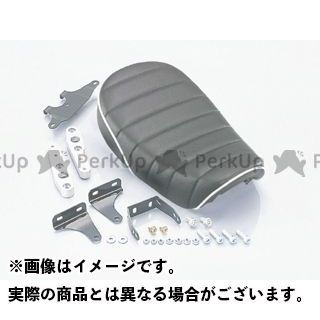 【エントリーで最大P21倍】KITACO ゴリラ シート関連パーツ TLシート-タイプ3 タックロール パイピングカラー:ホワイト キタコ