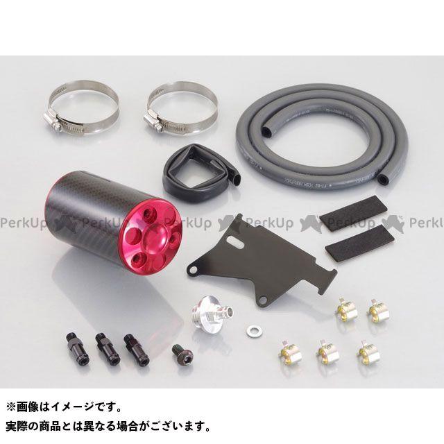 KITACO グロム 燃料・オイル関連パーツ オイルキャッチタンク カラー:レッド キタコ