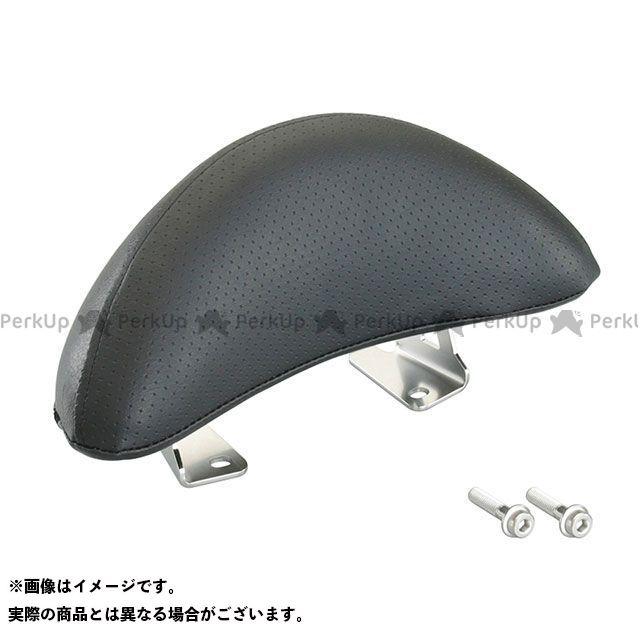 キタコ KITACO 日本未発売 タンデム用品 外装 無料雑誌付き 期間限定で特別価格 タンデムバックレスト Shモード カラー:シルバー リード125 ディオ110