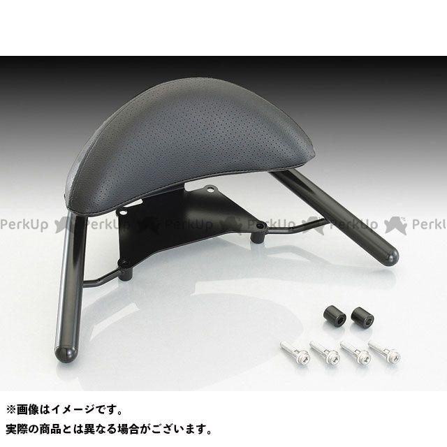 KITACO フォルツァ Si タンデム用品 タンデムバー付バックレスト カラー:ブラック キタコ