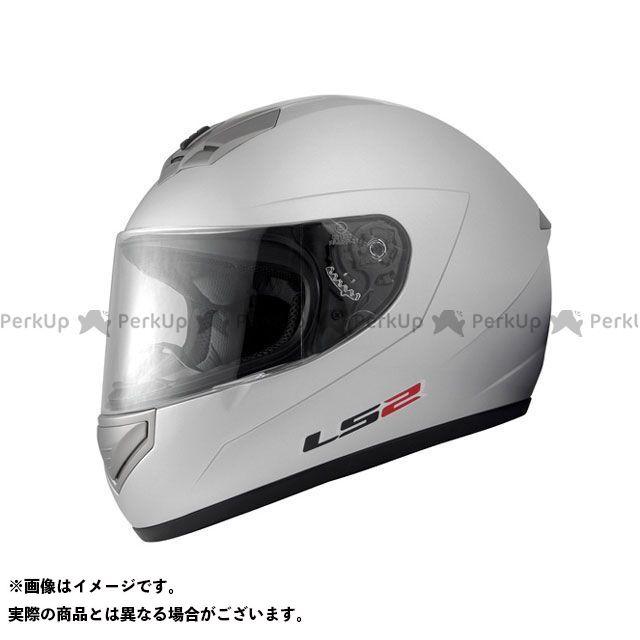 送料無料 LS2 HELMETS エルエスツー フルフェイスヘルメット LS2 MARS(マーズ) シルバー M/57-58cm