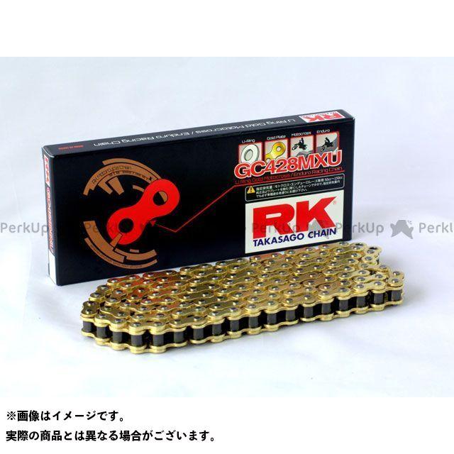 RK EXCEL 汎用 チェーン関連パーツ オフロードレース用シールチェーン GC428MXU リンク数:100フィート(約30メートル) RKエキセル